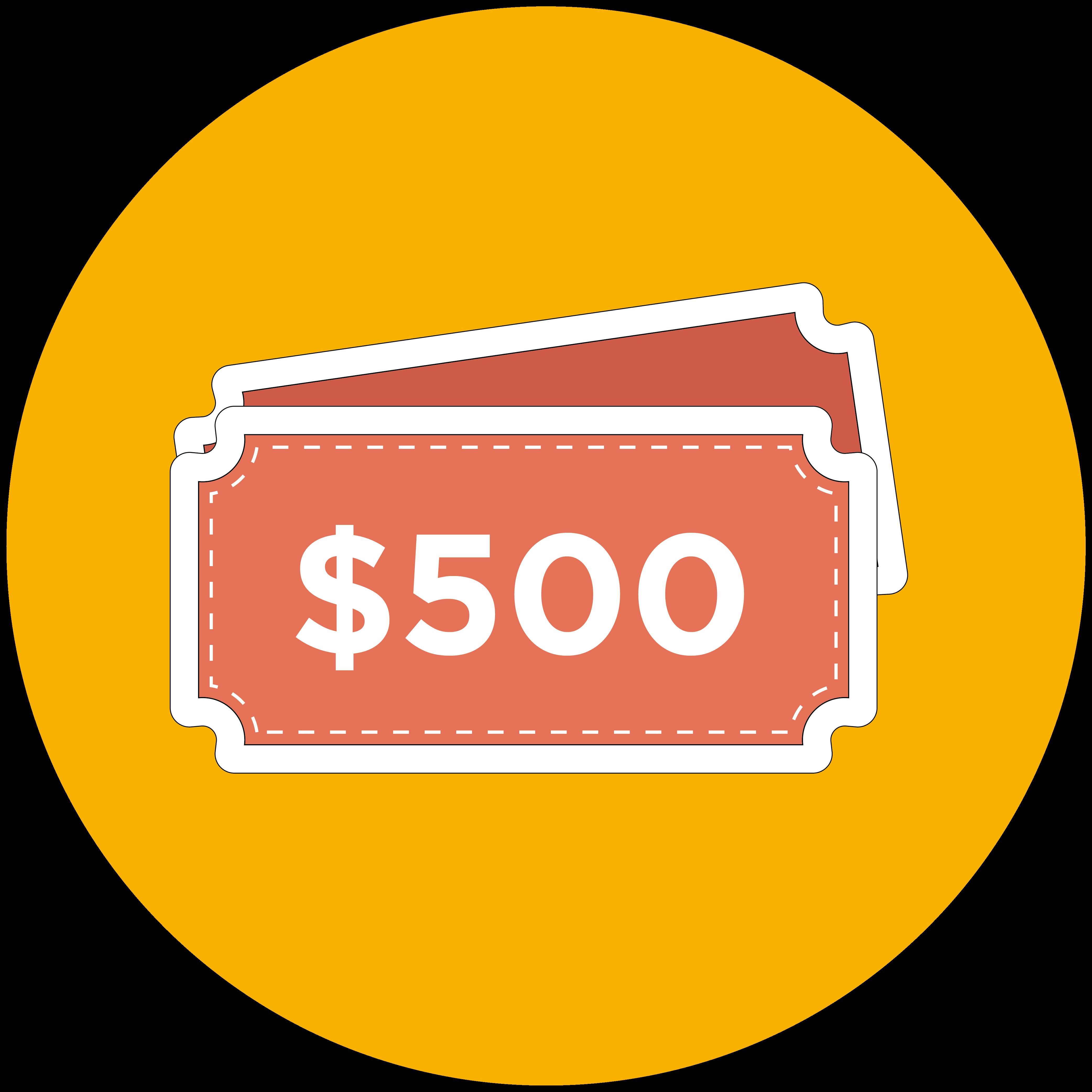 S$500 Sift&Pick vouchers